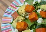 Pumpkin, Lime & Goat's Cheese Salad_FINAL