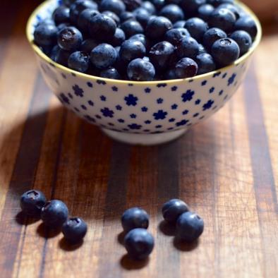 Blueberries - TIK