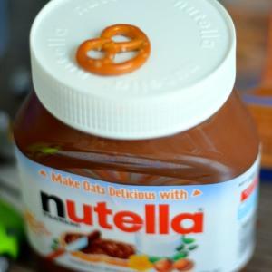 Nutella & Pretzel